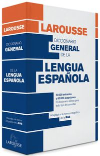 Diccionario General De La Lengua Española - Aa. Vv.