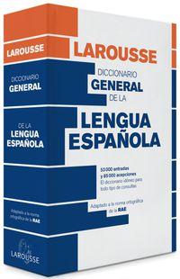 DICCIONARIO GENERAL DE LA LENGUA ESPAÑOLA
