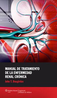 MANUAL DE TRATAMIENTO DE LA ENFERMEDAD RENAL CRONICA