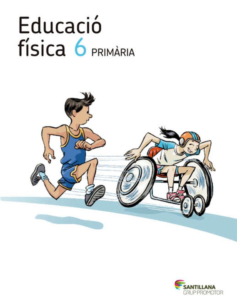 EP 6 - EDUC. FISICA - CAMINS SABER (CAT)