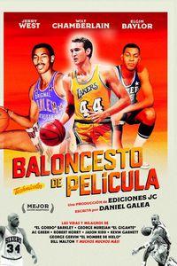 BALONCESTO DE PELICULA - HISTORIAS DE LA NBA A TRAVES DEL CINE