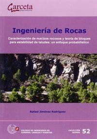 Ingenieria De Rocas - Rafael Jimenez Rodriguez