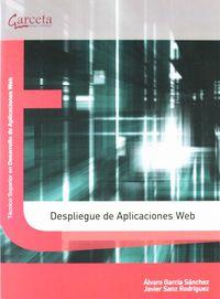 GS - DESPLIEGUE DE APLICACIONES WEB