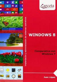 WINDOWS 8 - COMPARATIVA CON WINDOWS 7 - IMPLANTACION Y ADMINISTRACION DE SISTEMAS OPERATIVOS