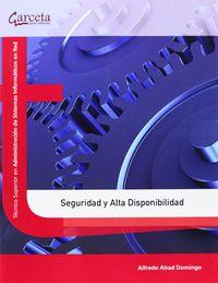 GS - SEGURIDAD Y ALTA DISPONIBILIDAD - TECNICO SUPERIOR EN ADMINISTRACION DE SISTEMAS INFORMATICOS EN RED