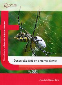 DESARROLLO WEB EN ENTORNO CLIENTE - TECNICO SUPERIOR EN DESARROLLO DE APLICACIONES WEB