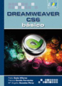DREAMWEAVER CS6 - BASICO