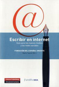 escribir en internet (rust. ) - Mario Tascon