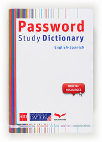 PASSWORD STUDY DICT. ING / ESP
