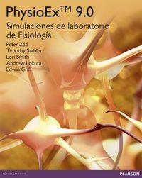 PHYSIOEX 9.0 - SIMULACIONES DE LABORATORIO DE FISIOLOGIA