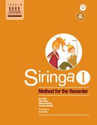SIRINGA 1 - METHOD FOR THE RECORDER