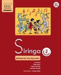 SIRINGA 2 - METHOD FOR THE RECORDER
