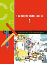 razonamiento logico 1 - Xavier Blanch Gisbert / Laura Espot Puig