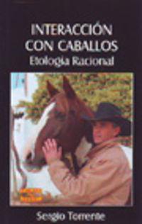 INTERACCION CON CABALLOS - ETOLOGIA RACIONAL