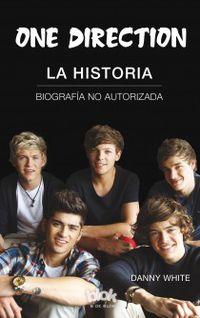 One Direction - La Historia - Danny White