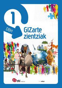 Dbh 1 - Eki - Gizarte Zientziak (pack 3) - Batzuk