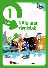 Dbh 1 - Eki - Naturaren Zientziak (pack 3) - Batzuk