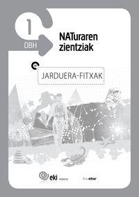 DBH 1 - EKI - NATURAREN ZIENTZIAK - JARDUERA FITXAK
