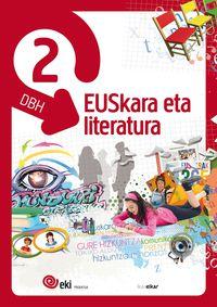 DBH 2 - EKI - EUSKARA LIT. (PACK 3)