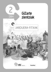 DBH 2 - EKI - GIZARTE ZIENTZIAK - JARDUERA FITXAK