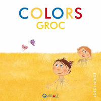 Colors 1 - Groc - Jorge Aguilar Ninot