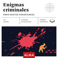 Enigmas Criminales Para Mentes Perspicaces - Pedro Aviles