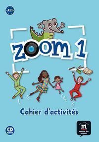 ZOOM 1 CAHIER FLE (+CD)