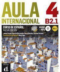 AULA INTERNACIONAL 4 (B2.1) (+CD)