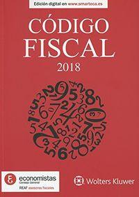 Codigo Fiscal Reaf 2018 - Aa. Vv.