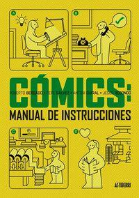 COMICS - MANUAL DE INSTRUCCIONES