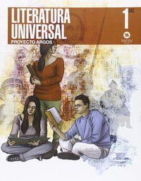 Bach 1 - Literatura Universal - Argos - Aa. Vv.