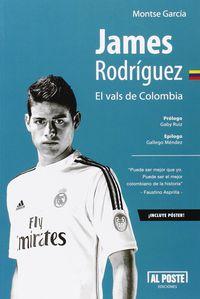 James Rodriguez - El Vals De Colombia - Montse Garcia