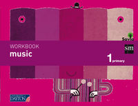 EP 1 - MUSICA CUAD. (INGLES) - MUSIC WB - SAVIA
