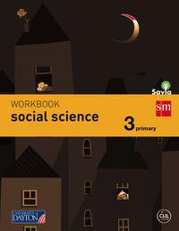 EP 3 - SOCIALES CUAD. (INGLES) - SOCIAL SCIENCE WB - SAVIA