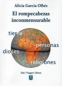 El rompecabezas inconmensurable - Alicia Garcia Olbes