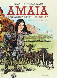 AMAIA - EUSKALDUNAK VIII. MENDEAN
