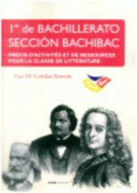 Bachibac 1 - Lengua Y Literatura Francesa - Ana Cerdan Remon