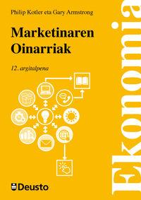 Marketinaren Oinarriak - Philip Kotler / Gary Armstrong