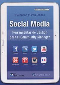 Social Media - Victoriano Martin Blanco