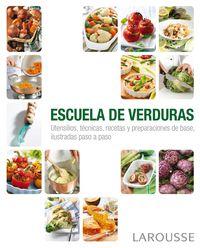 Escuela De Verduras - Aa. Vv.