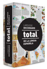 Diccionario Total De La Lengua Española - Aa. Vv.