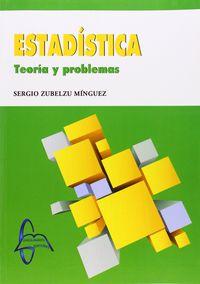 ESTADISTICA - TEORIA Y PROBLEMAS