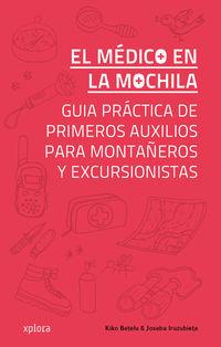 El medico en la mochila - Kiko Betelu / Joseba Iruzubieta