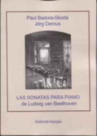 SONATAS PARA PIANO DE LUDWING VAN BEETHOVEN, LAS