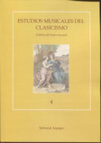 Estudios Musicales Del Clasicismo 4 - Miguel Salmeron