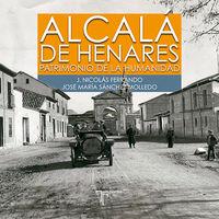 ALCALA DE HENARES - PATRIMONIO DE LA HUMANIDAD