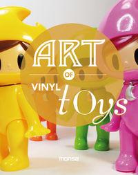 Art Of Vinyl Toys - Aa. Vv.