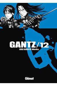 Gantz 12 - Oku Horiya