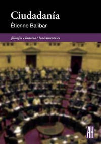 Ciudadania - Erienne Balibar