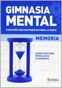GIMNASIA MENTAL - MEMORIA